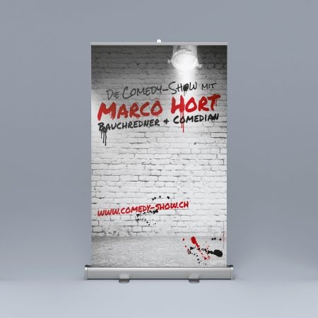 Referenz: Rollup Marco Hort