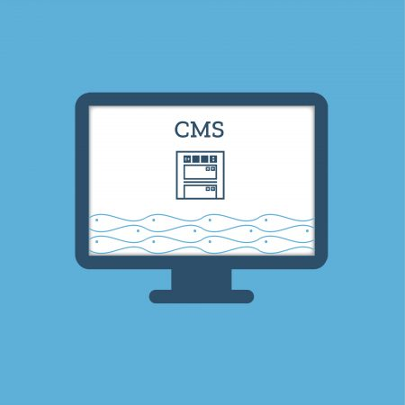 CMS Website im Responsive Design